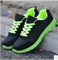 Wholesale NEW Leisure Breathable men s Nike shoes Leisure Sport shoes Women Running shoes eu size xie