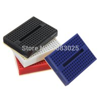 Wholesale High Quality Solderless PCB Breadboard Test Board Tie points for Arduino Shield DIY