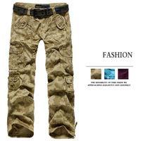 camo clothing - Women Clothing Autumn Women s Camo Cargo Pants Girls Harem Hip Hop Pants Dance Costume Baggy Long Pants Casual Trousers