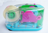 Wholesale F04093 Auto Electric Tape Dispenser AA Battery Powered
