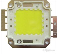 Wholesale W White High Power LED Panel LM Watt Lamp Light