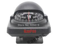 ball bearing oil - KanPas V ABS black cm Professional oil car compass ball guide heatresisting vehicle borne compass