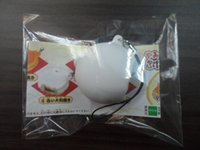 Wholesale EPOCH white steam bread squeeze toy squishy in original packaging