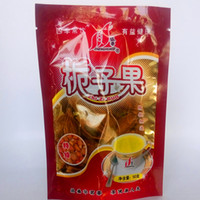 chinese dried fruit - 50g bag packing premium Gardenia tea dried fruit tea choleretic and lowering blood pressure Chinese tea