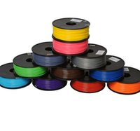 Wholesale 2015 New ABS d printer filament ABS plastic for d printer mm d printer material HD002