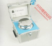 Wholesale F1 Grade kg Stainless Steel Digital Scale Calibration Weights Kit Set w Certificate precision Packed