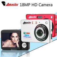 cheap digital camera - Amkov MP pixel high definition digital camera portable children s camera cheap special camera support for recording video Lithium ba