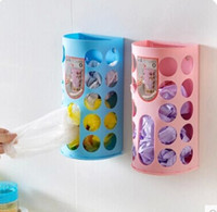 bags cabinet - Household garbage bags storage box plastic bag decimation box kitchen cabinet wall paper pumping tissue box storage rack