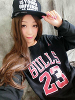 Wholesale Girls Hoodies Long sleeved Letters Sweater Casual Winter Sweatshirt Casual Sport Suit Women Harajuku Panda Clothing Sport clothes