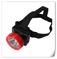mining cap lamp - Christmas Gift LED Mining cap Lamp HENGDA LED Light LD Waterproof Headlight hunting light Portable Lighting
