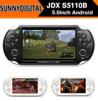 android game player - DHL JXD S5110B Dual Core Inch Screen Android Game Player GB GB Wifi Network