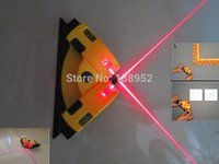 Wholesale Right angle degree square Laser Level Measurement tool level laser infrared foot Laser Level