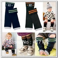 baby wrestling - Baby s legging sleeve Socks sleeve for Baby leg warm and prevent the wrestling injury Lycra Cotton Apply to ages baby