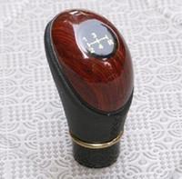 Wholesale Gear head modified car gear head knob refires rod gear belt
