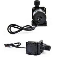 Wholesale Amphibious Black Water Pump High Quality for DC V M Magnetic Electric Centrifugal Hotsell Aquarium solar panel circulate