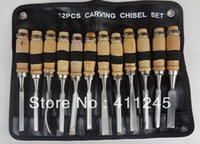 Wholesale Professional Wood Working Hand Tools Carving Chisels set