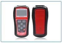 achat en gros de car scanner tool-Autel MaxiScan MS509 Automobile équipement diagnostique Scanner Detector OBD SCAN TOOL MS 509 Détecteur de défaut de voiture Livraison gratuite