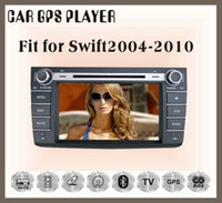 Wholesale 2 DIN inch car DVD player suzuki swift DVD Car Audio Multimedia player hot selling Supoort DVD player GPS Navi Ipod Radio