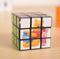 Wholesale Hot Sale New Mic Cube Size mm Puzzle Magic Cube Game Cartoon Magic Cube Adult Children Educational Toys