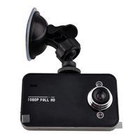 2016 DVR voiture K6000 1080P Full HD LED Night Vision Recorder Dashboard Veicular dashcam Caméra Carcam vidéo Registrator Car DVR gratuitement DHL