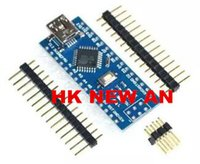 best computer controller - Freeshipping Best price High Quality Nano controller compatible with arduino nano CH340 USB driver NO CABLE