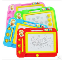 Wholesale Baby educational toys The child draws the sketchpad tablet graffiti toys magnetic tablet