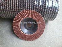 Wholesale 10PCS RPM ANGLE GRINDER SANDING FLAP DISC DEBURRING GRIT mm mm order lt no track