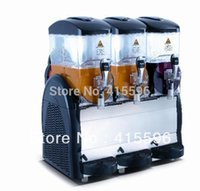Wholesale Free Fedex Lx3 Hot type slush machine Smoothie Dispenser with CE and GS Approved for Restaurant Bar and Convenience Store