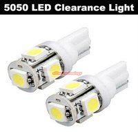 Wholesale T10 SMD Bulbs Car Side LED Light W5W LED Wedge Lamp Car Styling
