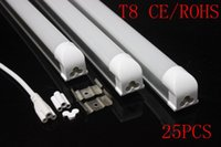 Cheap T8 led tube Best 10w SMD2835 2ft