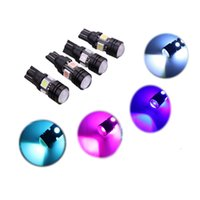 Wholesale T10 LED W5W Car LED Auto Lamp V Light Bulbs Projector Lens for Ford Focus Cruze Interior Packing Car Styling Y50 QP0046 M5