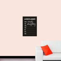 Wholesale Top Selling Brand Popular Weekly Plan Planner Convenient Chalkboard Vinyl board Blackboard cm New