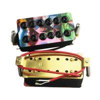 Wholesale Double Coils Humbucker Pickup Suitable For Electric Guitar Multi Color Multi Style