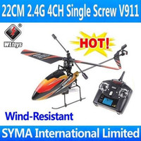 best indoor rc helicopter - WL Toys V911 CH G Best Single Screw Blade Gyro LCD Controller Mini Indoor Outdoor RTF Remote Control Electric RC Helicopter