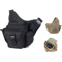 Wholesale Molle Tactical Dslr Camera Case Bag For Nikon D7100 D5100 D5300 D3200