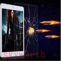 Wholesale Premium tempered glass screen protector film For Ipad Pro ipad air mini Explosion Proof