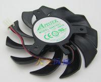 Wholesale New Original EVEA Onda graphics card cooling fan APISTEK GA81S2U NNTB DC12V A diameter mm Pitch MM