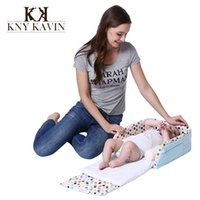 Wholesale Portable Baby Bed Infant Bed Tent Baby Crib travel bed baby Folding Baby Crib Cotton Sleepping Basket HK352