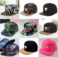 hat factory - New styles Hot Hater Snapback Cotton Hats Baseball Caps Football Caps Adjustable Caps Factory Price