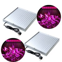 Wholesale LED Grow Light W Led Grow Lamp Bulb for Flower Plant AC85 VGrow Light Panel