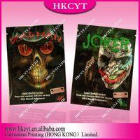 aluminum foil manufacturers - China Manufacturer Custom Aluminum Foil Ziplock Bag Dead Man Joker g flavours potpourri bag