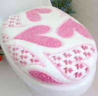 Wholesale 2015 New Toilet Seat Covers Set Toilet Pad Cubre Tapa Inodoro Toilet Seat Cover Set