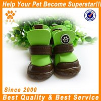 Wholesale JML All New Pet Toys and Pet Products Dog Boots Neoprene Dog Shoes