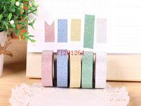 art craft books - Fedex DHL M CM Width DIY Tape Self Adhesive Glitter Stick Scrap booking Book Decor Craft Rolls