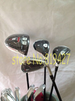golf club set - 2015 golf clubs R15 driver R15 fairway woods Rsi1 Rsi irons set PAS total set free headcover