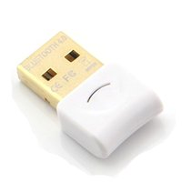 Wholesale S5Q Mini USB CSR Wireless Bluetooth Dongle Adapter Audio Transmitter XP Win7 AAAEKX