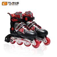 adult roller blades - Skating shoes inline roller skates adult roller blade shoes set a flash wheel