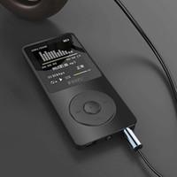 Wholesale 1 quot TFT Screen Black RuiZu X02 HiFi G G Reproductor Sport Music Mp3 Player FM Recorder