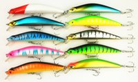 crappie jigs - Pesca Jig Fishing Hard cm g hooks Bait Fresh Shallow Water Bass Walleye Crappie Minnow Tackle Floating