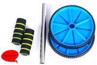 Wholesale Updated Version Abdominal Wheel Ab Roller For Exercise Fitness Equipment
